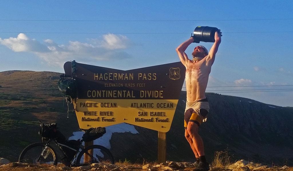 Hagerman Pass