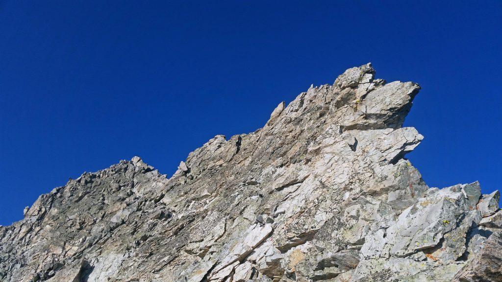 NE Ridge Direct, Capitol Peak