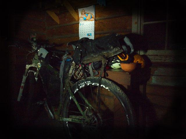 Butts Cabin | GDMBR | Tour Divide
