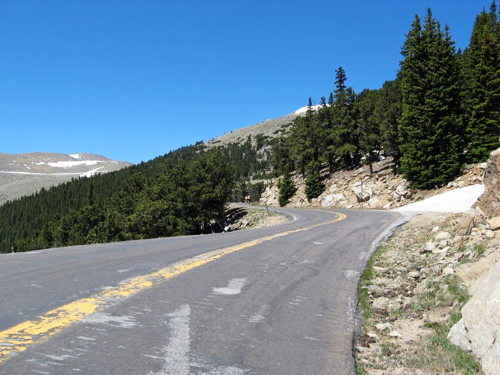 Road Conditions Deteriorating