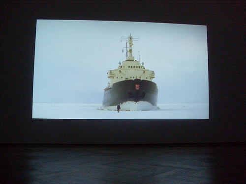 guido van der Werve - everything is going to be alright, 2007