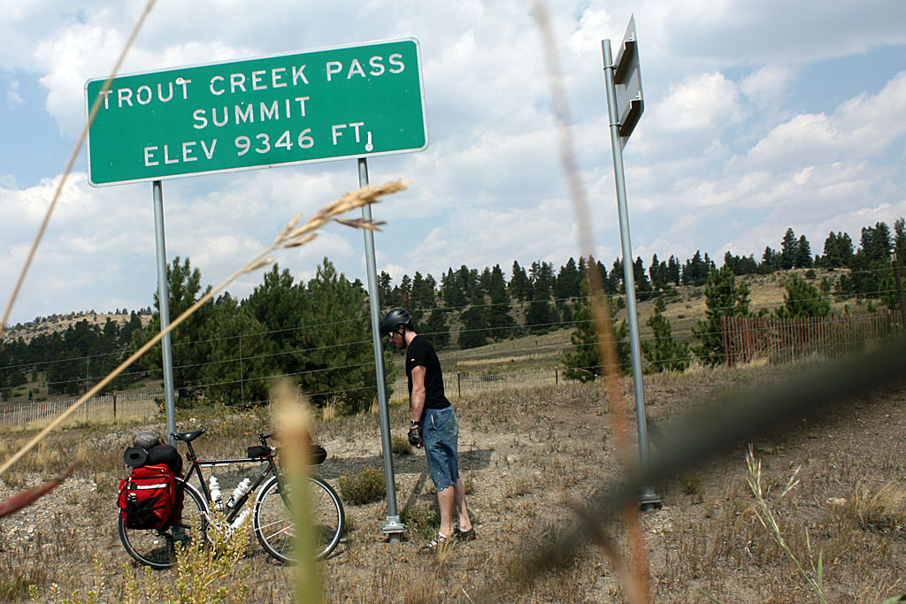 Trout Creek Pass