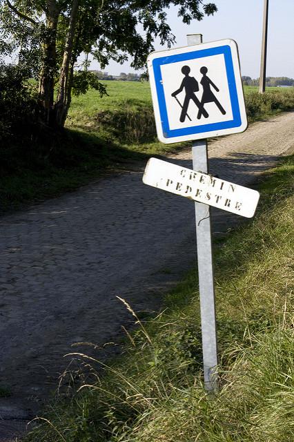 Chemin Pedestre