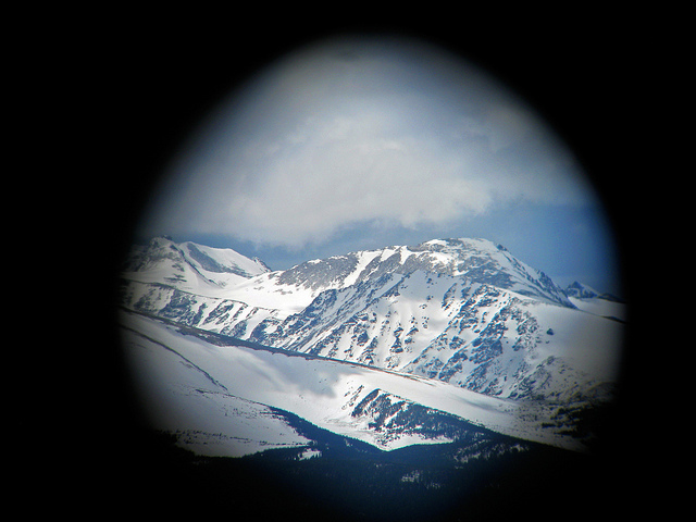 Through the looking glass at Panorama Point