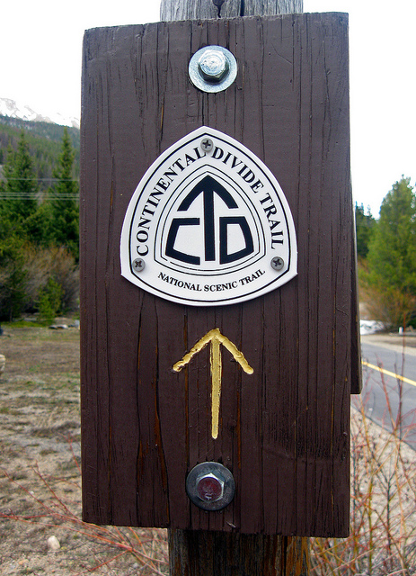 Crossing the Continental Divide Trail?