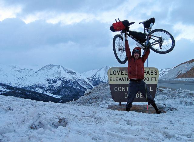 Loveland Pass! #2