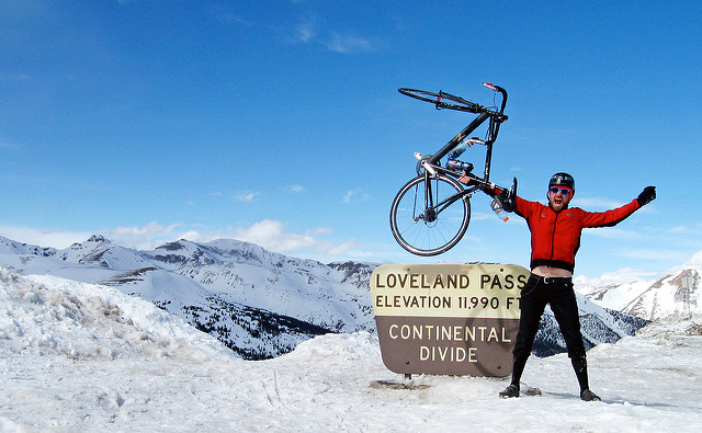 Loveland Pass (from Denver) March 16th, 2011