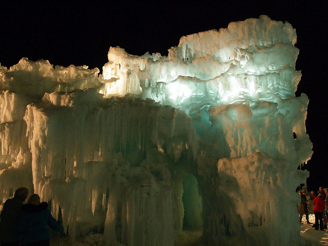 Ice Castle!