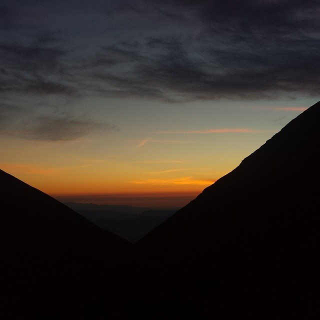 Humboldt Peak Sunrise