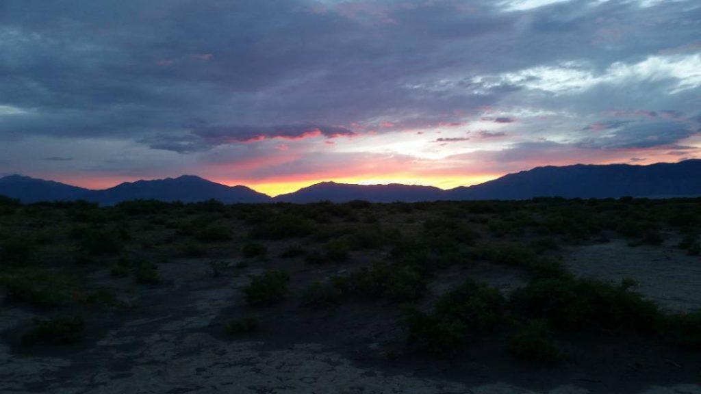 Sunset new Cielo Vista Ranch