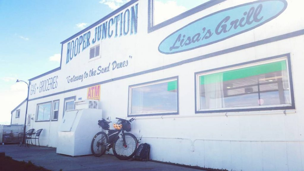 Lisa's Grill, Hooper, CO
