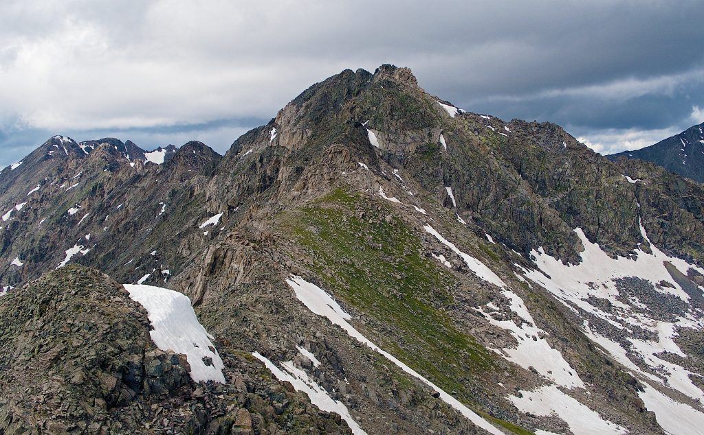 Wheeler Mountain