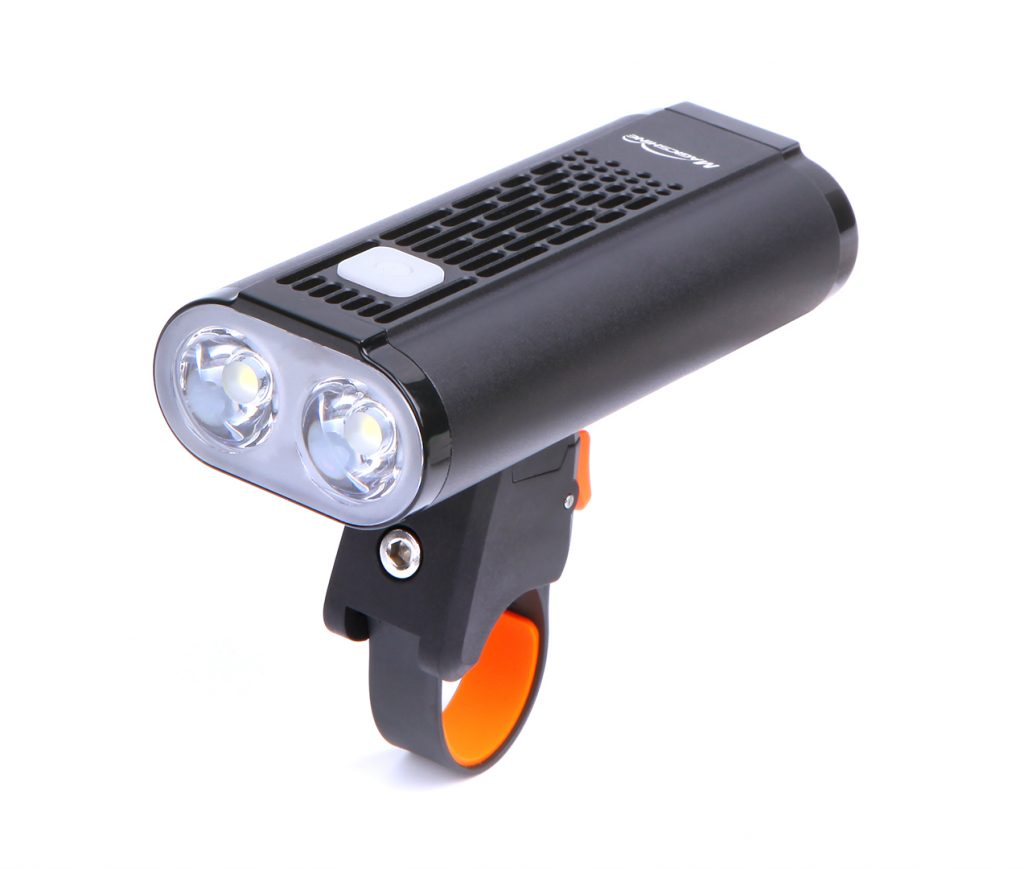 Review: Magicshine MONTEER 1400 USB Bicycle Light