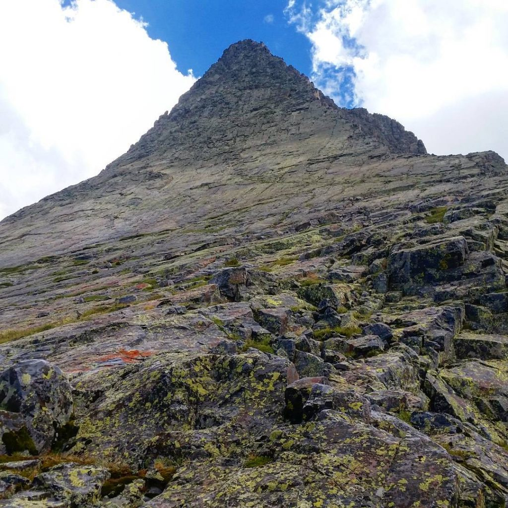 Wham Ridge, Vestal Peak