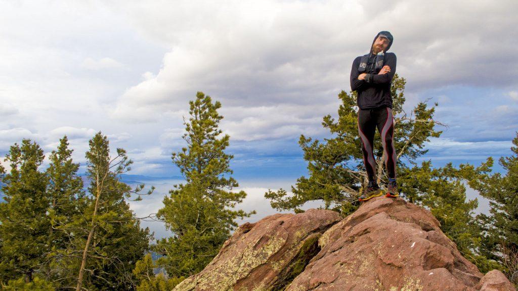 Green Mountain Summit