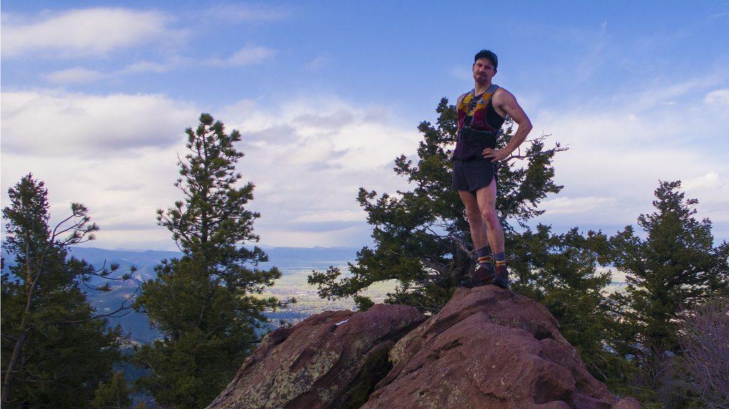 Green Mountain lap #3