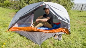 The Copper Spur HV UL1 Bikepack Tent