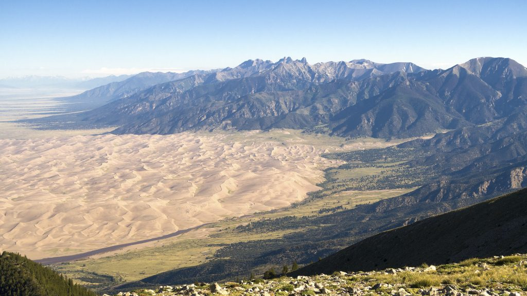 Great Sand Dunes National Park & Preserve