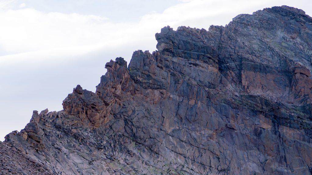 Pagoda's West Ridge