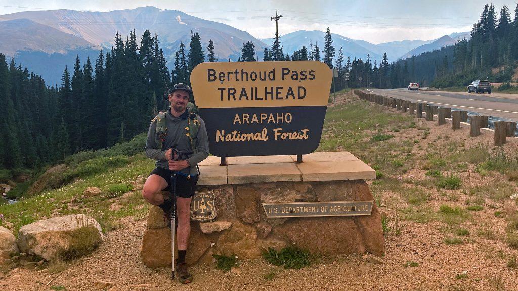 Berthoud Pass, Saturday, August 15th