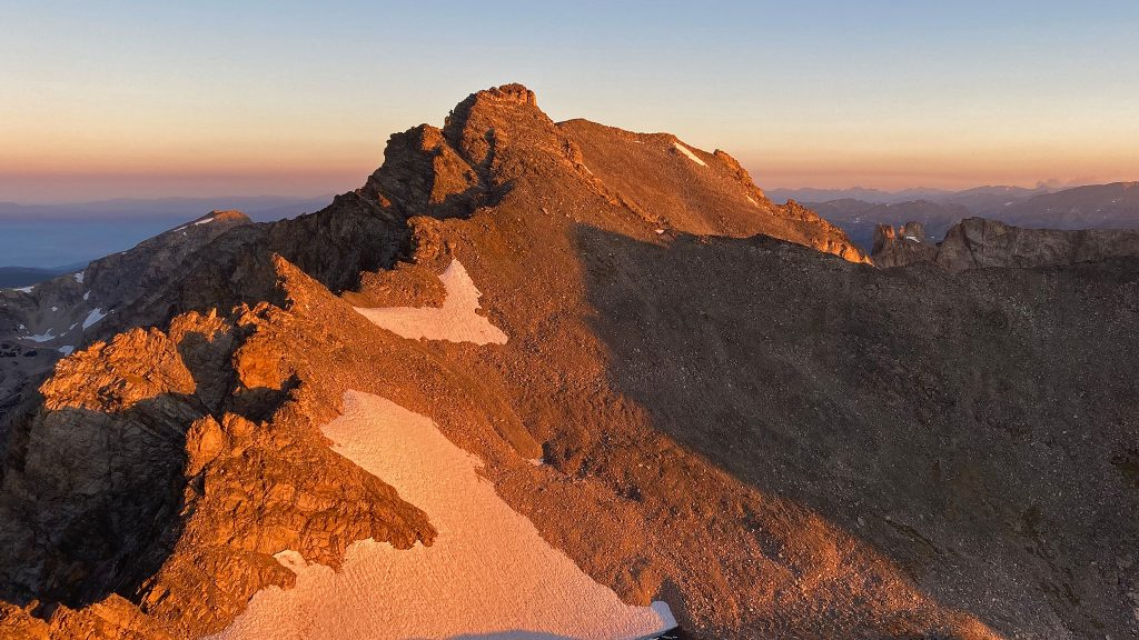 Najavo Peak