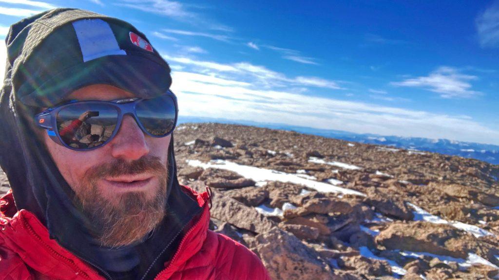 Longs Peak Summit Views