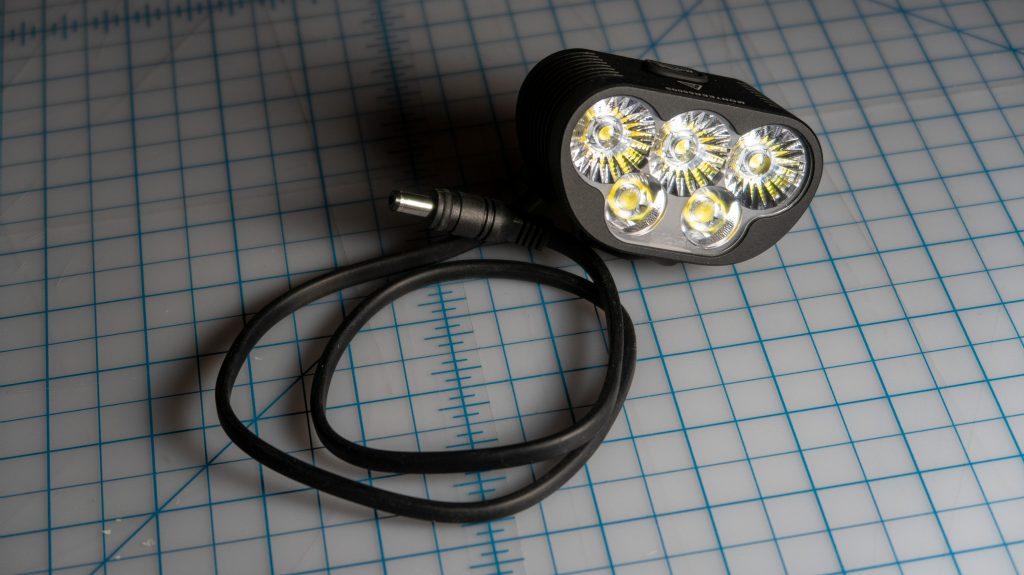 The Magicshine Monteer 6500S light unit