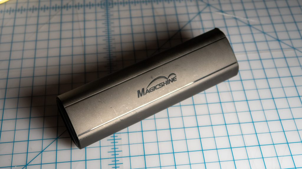 The Magicshine Monteer 6500S battery pack