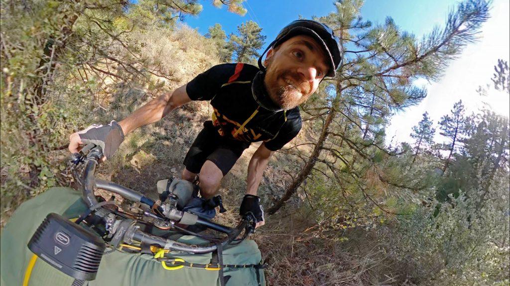 Bikepacking the Boulder OHV